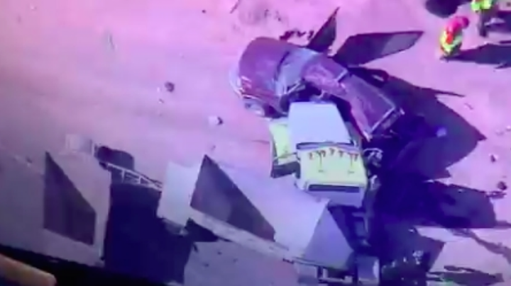 Confirma SRE 10 mexicanos muertos tras choque en California esta mañana