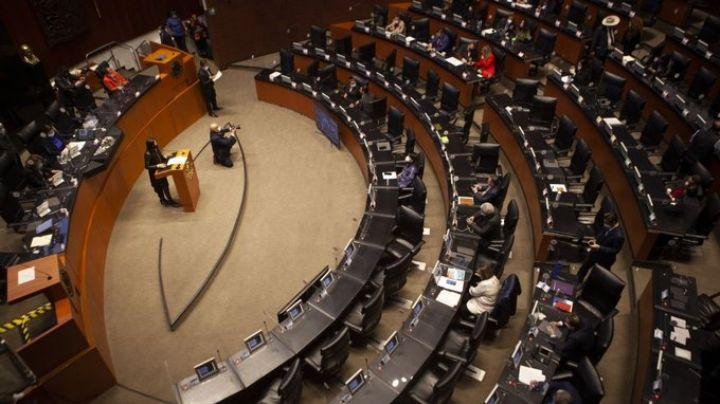 Reforma eléctrica de AMLO avanza; Senado de la República la aprueba en lo general