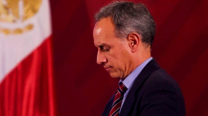 El subsecretario López-Gatell se recupera en casa y sin necesidad de un tanque de oxígeno: SSA