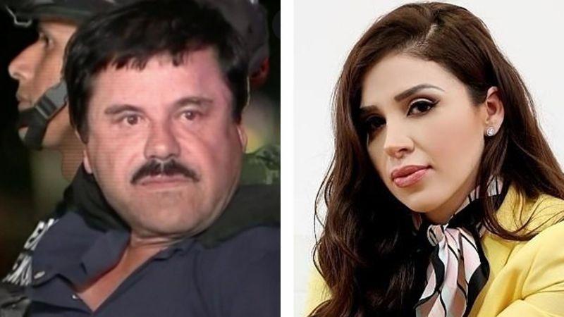 """""""Quedé traumada"""": A punto de llorar, Emma Coronel declara esto de 'El Chapo' Guzmán"""