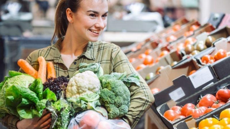 Saborea la frescura con las frutas y verduras de temporada durante marzo