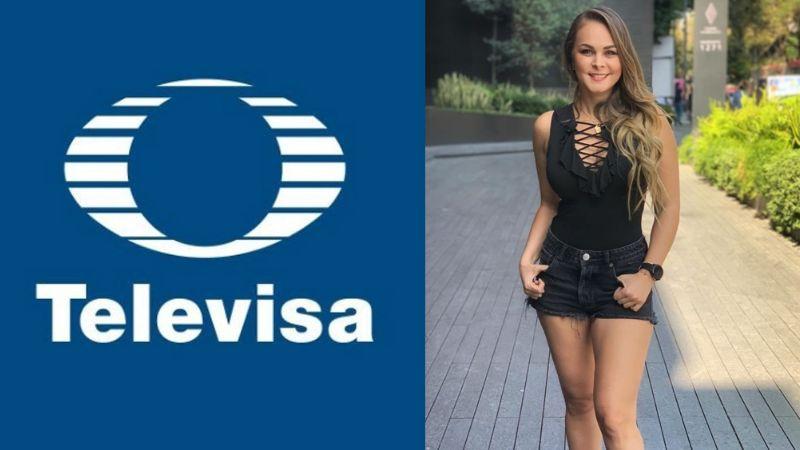 Exconductora de Televisa busca a su novio 'secuestrado' y lo atrapa en infidelidad con su amiga
