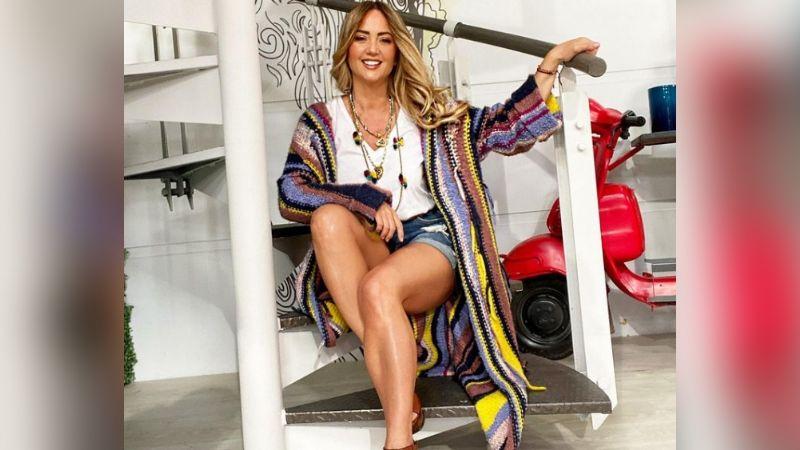 """Andrea Legarreta revela esto y actriz de Televisa le manda recadito: """"Te calmas"""""""