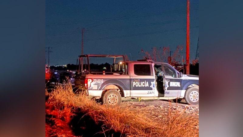 Cruel feminicidio: Localizan cadáver de mujer en una cajuela; contaba con signos de tortura