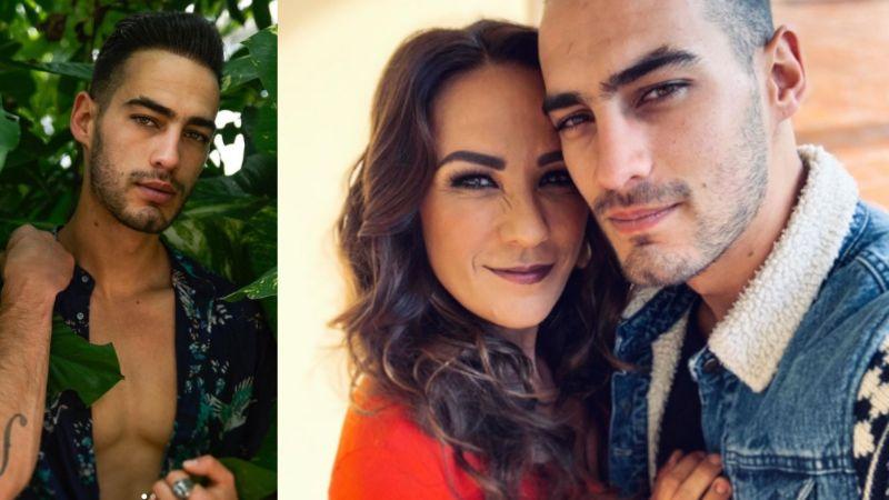 Hijo de Consuelo Duval enamora las redes y lo comparan con famoso galán de Televisa