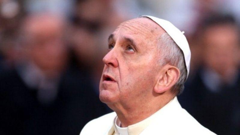 El Papa Francisco vaticina una gran inundación a consecuencia del calentamiento global