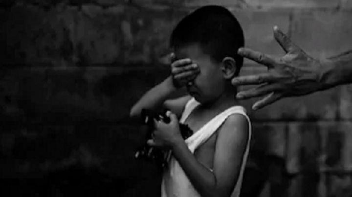 """FUERTE VIDEO: Obligan a niño a vivir con su padre abusador; no paraba de llorar y pedir """"auxilio"""""""