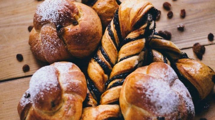 Deja el pan de dulce al cambiarlo por estos sustitutos saludables