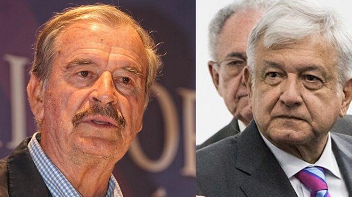 """Vicente Fox destroza a AMLO en Twitter: """"Pinocho, que necesidad de mentir"""""""