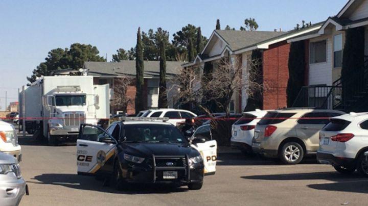 Terror en Texas: Apuñalan a hombre y a mujer en interior de departamento en El Paso; hay un muerto
