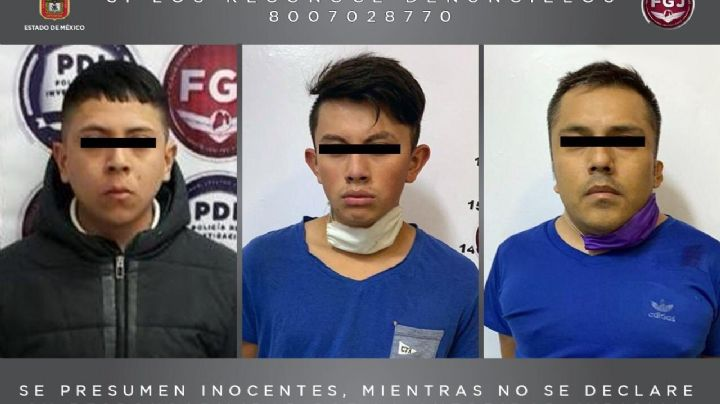 ¡Ya los detuvieron! Detienen a Juan, Jesús y Brandon por robo de vehículo con violencia
