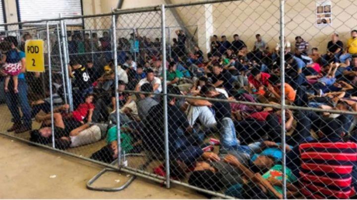 """Crisis migratoria en la frontera es un """"desastre humanitario"""", condena gobernador de Texas"""