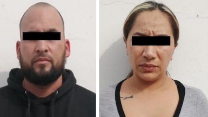 Aprehenden a pareja  en carretera de Sonora; viajaba con 5 mil pastillas de fentanilo