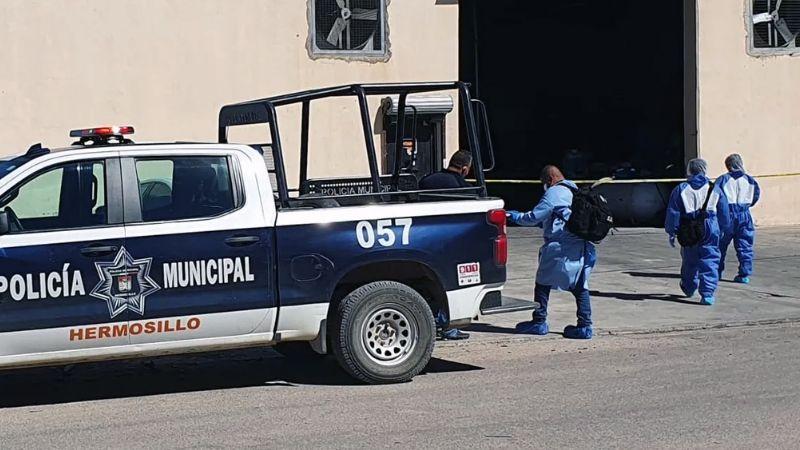 Mortal accidente laboral: Joven de 28 años muere tras explosión en empresa de Hermosillo