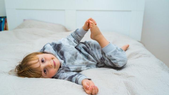 Ayuda a tu hijo a dormir bien por las noches con estos consejos para evitar el insomnio infantil