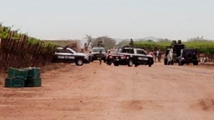 Encuentran cadáver en predio del Valle de Empalme; tenía impactos y huellas de violencia