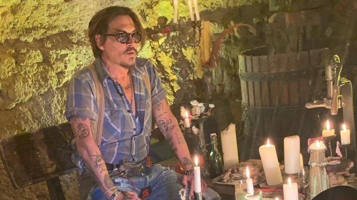 ¡No lo creerás! Vagabundo entra a casa de Johnny Depp y se resiste al arresto; esto hacía