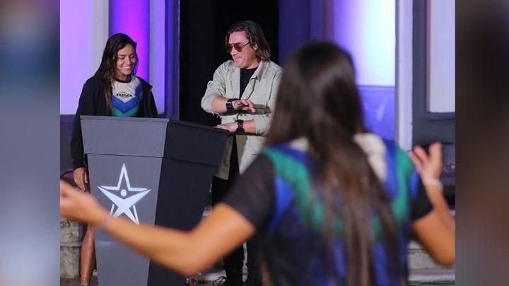 Pleito en 'Exatlón': Atleta de 'Héroes' y Rosique tienen discusión en TV Azteca