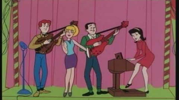¿Te gusta la música? Descubre las mejores caricaturas llenas de melodías
