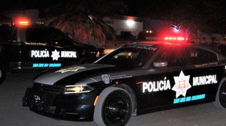 Se activa Código Rojo en San Luis Río Colorado; acribillan a hombre en la Aviación