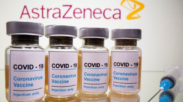 Pese a registro de reacciones adversas, vacuna de AstraZeneca contra el Covid-19 es 79% efectiva