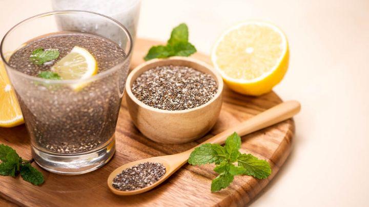 Libérate de la colitis con este sencillo jugo de linaza con limón