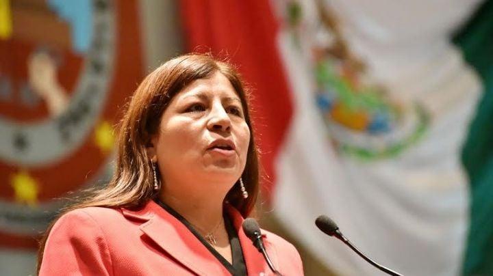 Tras extravío de 14 millones de pesos, protestan en contra de la candidatura de alcaldesa de Morena