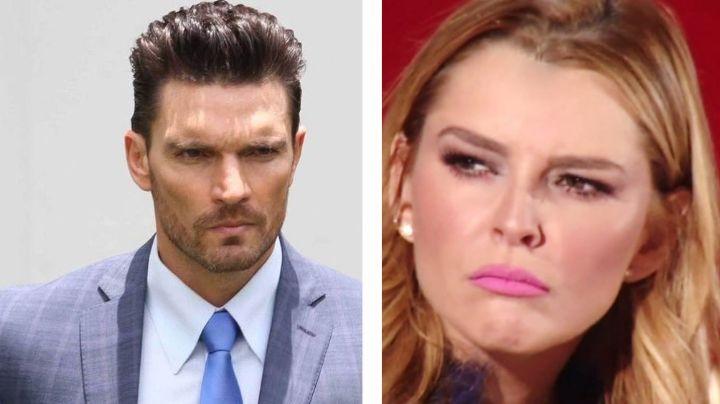"""Desde Televisa, Julián Gil tacha de """"egoísta"""" a Marjorie de Sousa y le recomienda tomar terapia"""