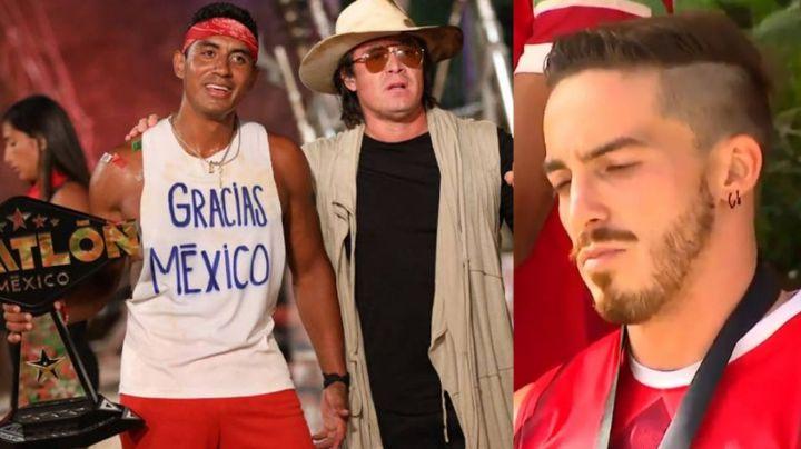 ¿Heliud gana 'Exatlón'? Aristeo regresa a TV Azteca y hace fuerte revelación en 'Venga la Alegría'