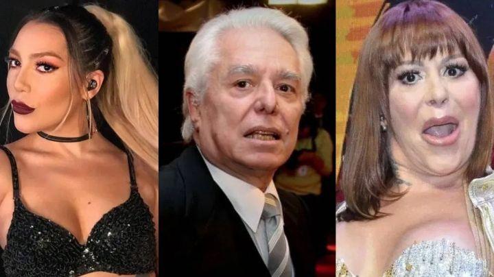 Enrique Guzmán no cree que exista una reconciliación real entre Alejandra Guzmán y Frida Sofía