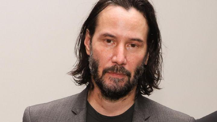 ¡Como Stan Lee! El nuevo proyecto de Keanu Reeves está basado en este cómic y es de Netflix