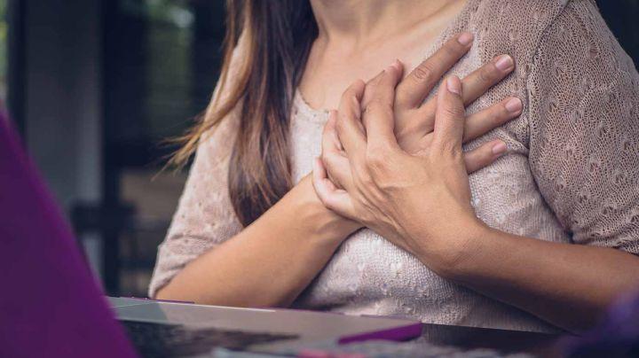 Cuidado: La angustia aumentaría la posibilidad de sufrir un infarto cardíaco