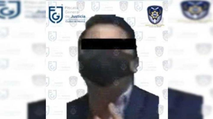 VIDEO: Detienen a Fiscal de la CDMX por exigir 11 mil pesos para liberar a un ladrón
