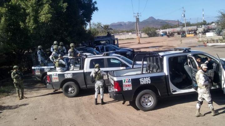 Liberan a tres mujeres secuestradas en Guaymas tras operativo de las Fuerzas Armadas