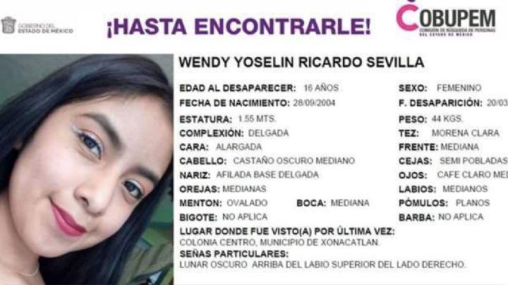 Hallan el cuerpo de una joven de 16 años, Wendy Yoselin en un canal de aguas negras en el Edomex