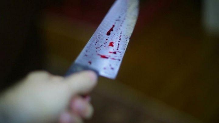 Vecinos de Iztapalapa captan el momento en el que un hombre mata a puñaladas a otro sujeto