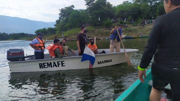 Lamentable! Hallan los cuerpos de un padre y sus tres hijos en presa de Oaxaca; murieron ahogados