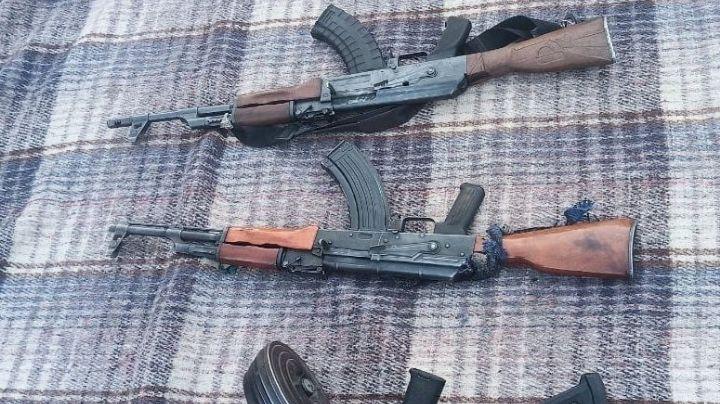 En operativo detienen a presunto grupo delictivo en Guaymas y rescatan a tres privadas de la libertad