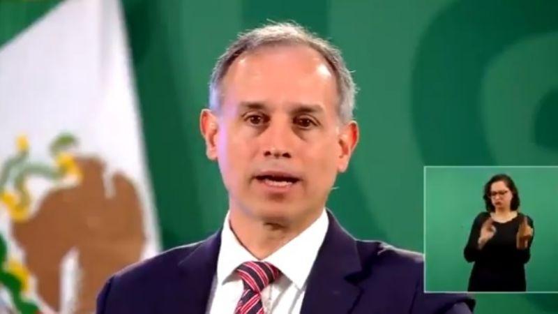 López-Gatell presenta decálogo de salud para evitar al Covid-19 durante Semana Santa