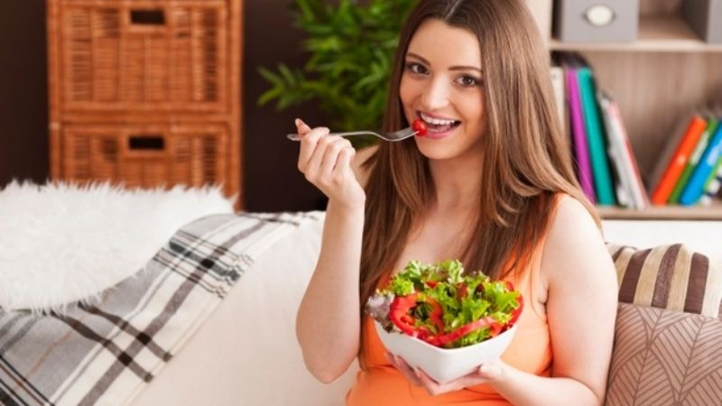 Asombroso: La alimentación durante el embarazo podría influir en el peso de tus hijos