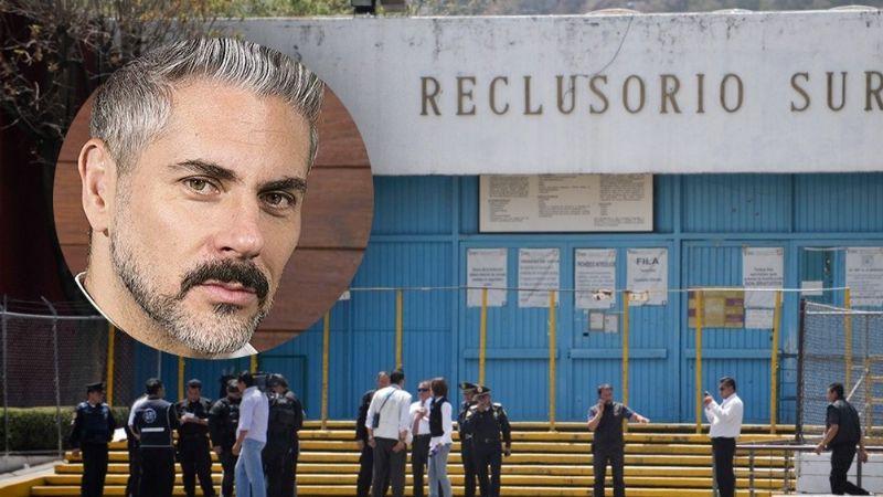 """""""Tú serás mío"""": Filtran amenazas de reos a actor de Televisa acusado de violar a su hija de 15 años"""