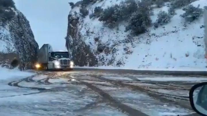 Clima Sonora hoy 24 de marzo: Frente frío traerá caída de aguanieve