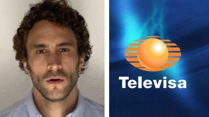 Tras perder su empleo, actor vetado de Televisa intenta entrar a famoso reality ¿de TV Azteca?