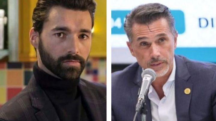 Sergio Mayer manda fuerte 'recadito' a Gonzalo Peña y le advierte que no podrá huir de la justicia