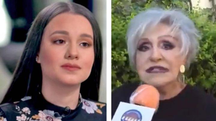 """Desde Televisa, Anel Noreña estalla contra Sarita Sosa y reclama muerte de José José: """"Nadie te cree"""""""