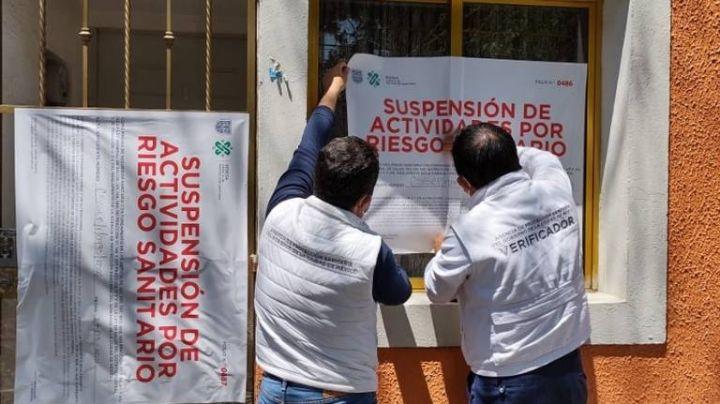 CDXM: Gobierno capitalino clausura clínica que vendía vacunas falsas contra Covid-19