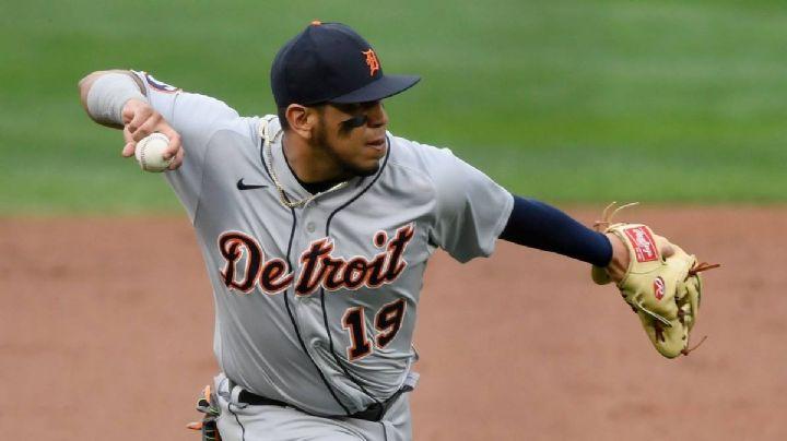 Defensa de Paredes refuerza sus argumentos para quedarse con los Tigres de Detroit