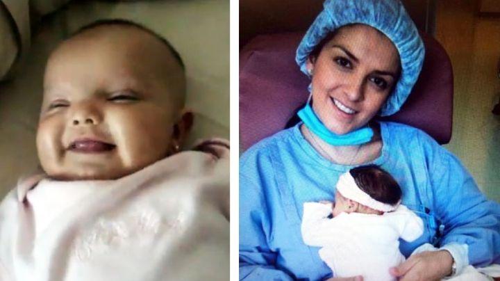Lidia Ávila de OV7 comparte inédito video de su fallecida hija Sophia; cumpliría 12 años