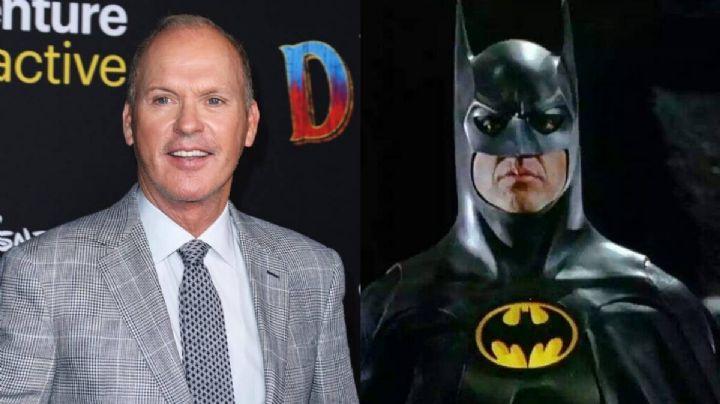 Michael Keaton podría volver a interpretar a Batman en la película 'The Flash'
