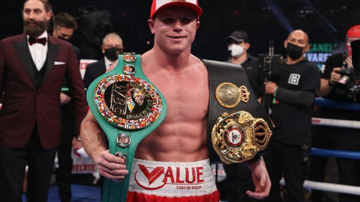 'Canelo' Álvarez en su pelea contra Billy Joe Saunders entraría a los libros de historia
